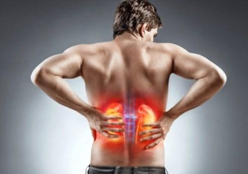 Symptoms of renal parenchymal diseases