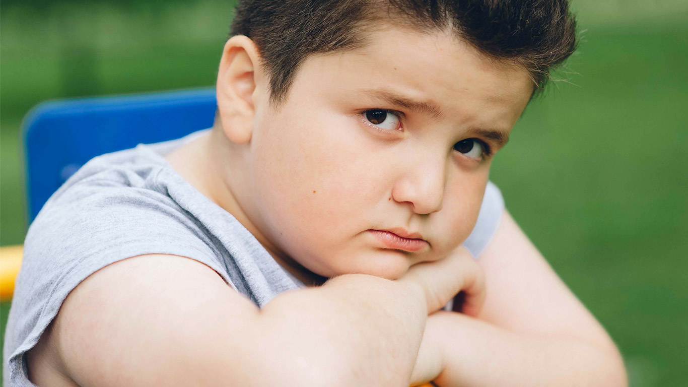 Helping Your Overweight Child to Lose Weight ...