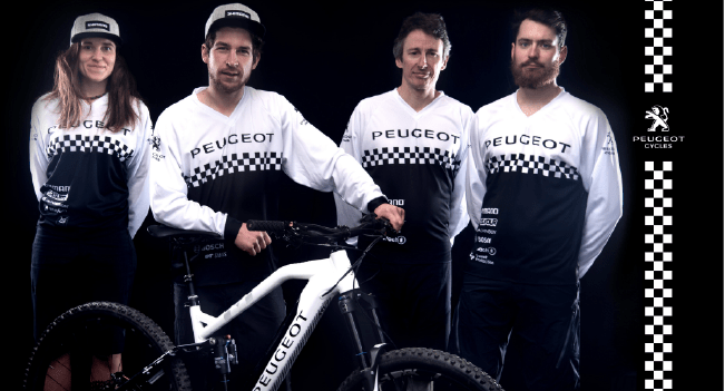 "Peugeot entra no ""2019 World E-Bike Series"""