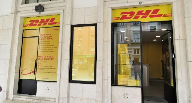 DHL Express abre primeira loja própria em Portugal