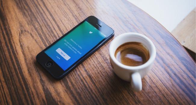 Twitter - O favorito para consumo de música