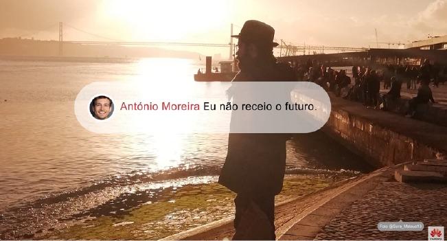Huawei agradece aos portugueses em campanha