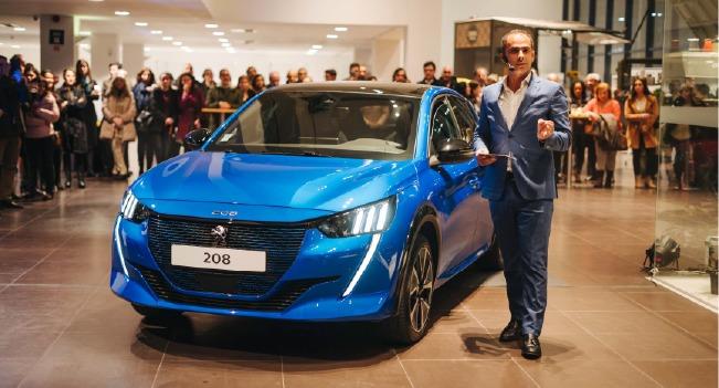 GAMOBAR apresentou em exclusivo o novo Peugeot
