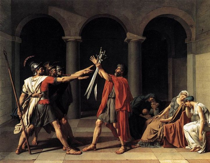 800px-David-Oath_of_the_Horatii-1784
