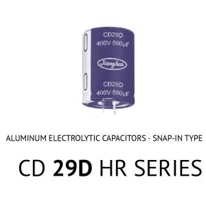 CD 29D HR