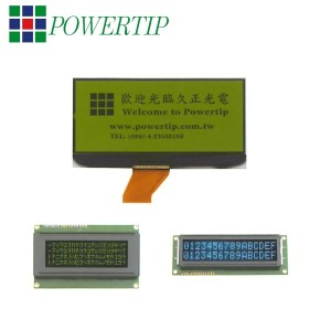 Display LCD COG