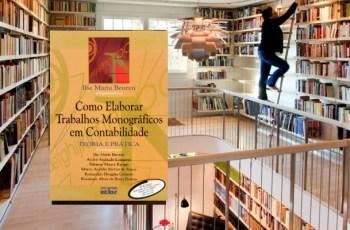Biblioteca em casa, Como Elaborar Trabalhos Monográficos em Contabilidade.
