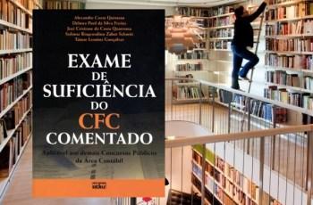 Biblioteca em Casa, Exame do CFC (comentado).
