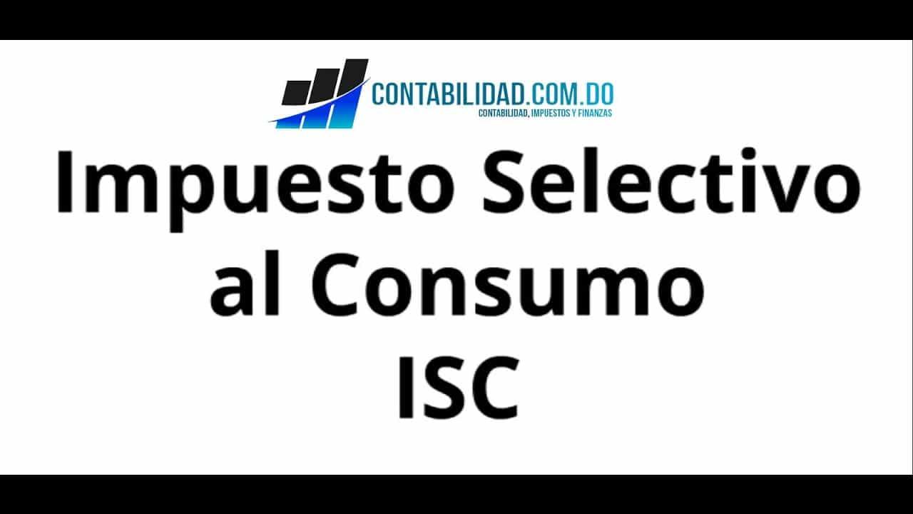video sobre el impuesto selectivo al consumo