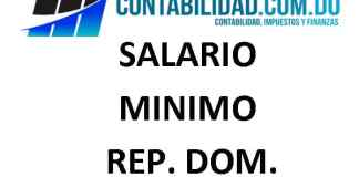 salario minimo republica dominicana