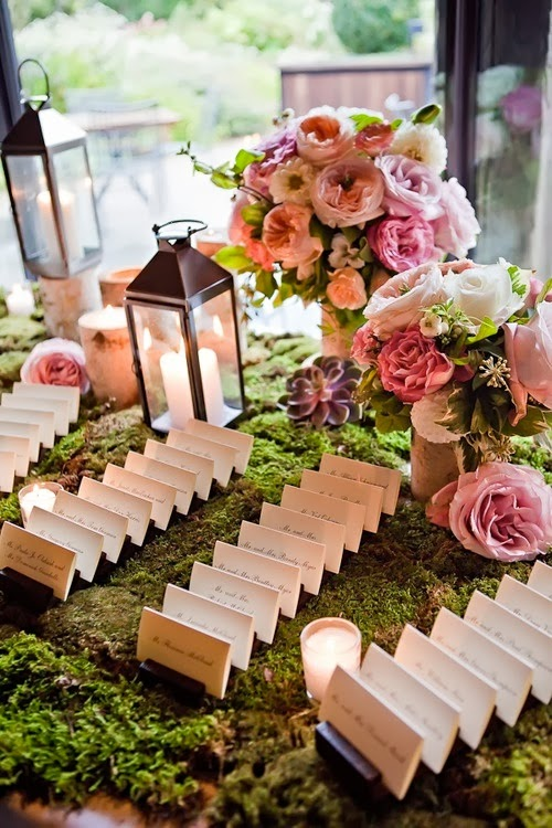 Seating plan para bodas