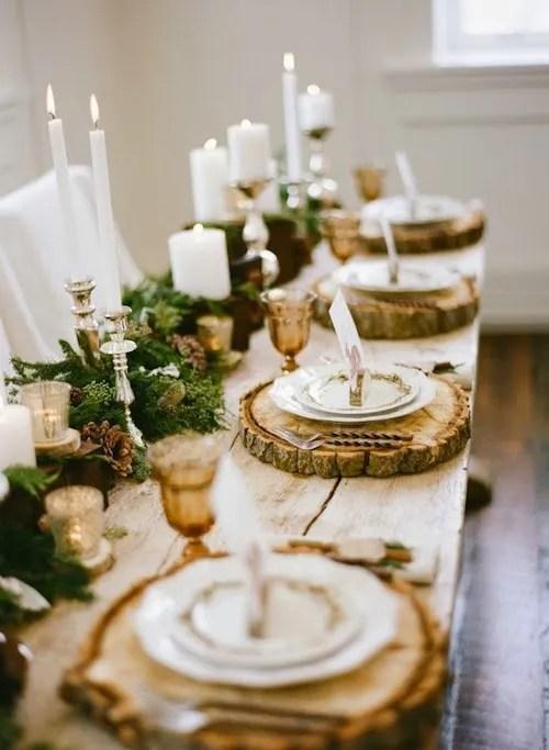 Decoración mesas de boda