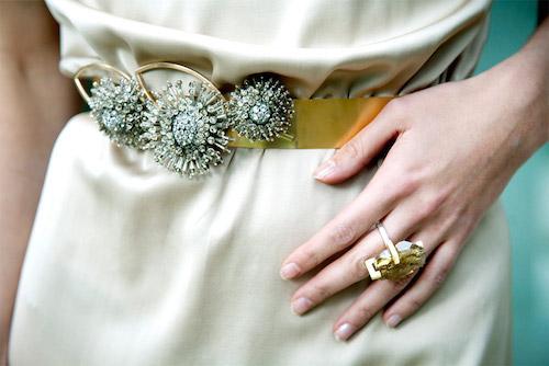 Lia Terni, elegancia para novias