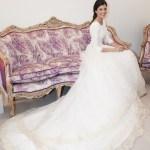 Historias de novias reales. El vestido de Almudena