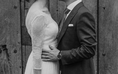 La boda de Paula y Álex