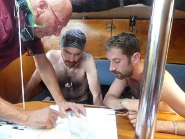 Topo navagation coordonnée GPS, longitude, latitude