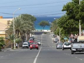 Rue de Mindelo Cap-Vert