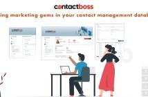Contact Boss- Blog - Marketing Tool