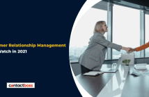 Four Customer Relationship Management Trends to Watch in 2021