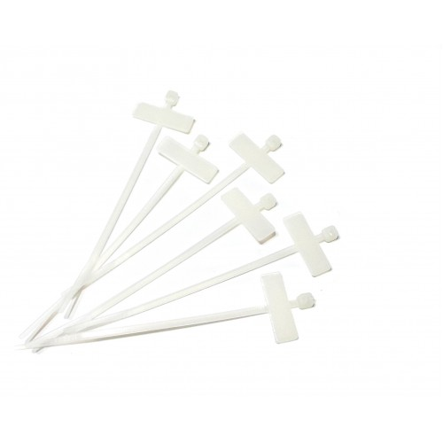 Natural Tombstone Cable Ties