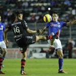 0-0. Los Xolos sacan un empate sin goles en casa del Cruz Azul