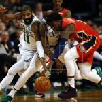 113-116. Davis vuelve a dominar en los tiros al aro en triunfo de Pelicans