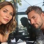 """Bisbal se confiesa """"muy ilusionado"""" tras anuncio de boda con Rosanna Zanetti"""