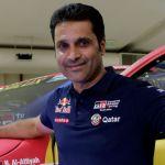 Al-Attiyah gana en coches tercera etapa del Dakar, por delante de los Peugeot