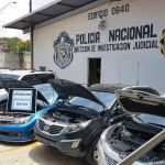 Policía de Panamá recupera 510 vehículos con denuncia de robo y hurto en 2017
