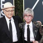 Rita Moreno y Norman Lear, espectáculo motorizado en los Globos de Oro