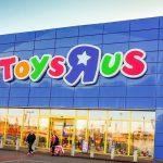Toys R Us  cierra 180 tiendas para salir de bancarrota