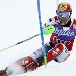 Hirscher iguala las 50 victorias de Tomba