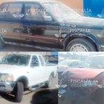 Tres carros robados recupera la PID