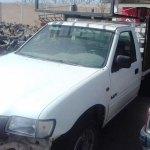 Recuperan tres carros robados