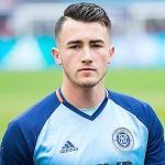 El City ficha al inglés Harrison, del NYCFC, y lo cede al Middlesbrough