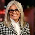 """Diane Keaton defiende a Woody Allen: """"Es mi amigo y continúo creyendo en él"""""""