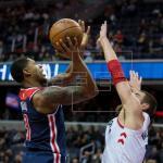 122-119. Beal anota 27 puntos en el cuarto periodo y da triunfo a Wizards