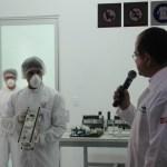 Nanosatélite mexicano avanza a segunda etapa de la NASA