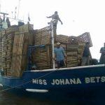 Buque rescata pesquero costarricense con apoyo de Colombia, EEUU y Panamá