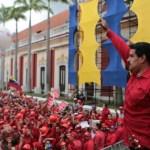 Chavismo se prepara para acompañar a Maduro a inscribir su candidatura
