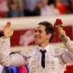 Diego Silveti triunfa e indulta un toro en la feria de León de Guanajuato