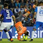 El Puebla rescata empate ante Cruz Azul y salta al cuarto lugar