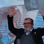 El líder de FARC recibe un sonoro abucheo en su primer acto de campaña