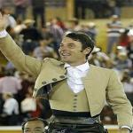 El rejoneador español Cartagena corta tres orejas y un rabo en Jalostotitlán