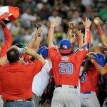 Gobernador de P.Rico recibe a bicampeones de la Serie del Caribe de Béisbol