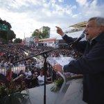 Aspirantes a Presidencia mexicana cierran precampaña con mensajes optimistas