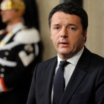 """Renzi reivindica el """"deber de la memoria"""" en pueblo masacrado por fascistas"""