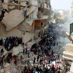 Al menos una menor muerta y varios heridos en bombardeos en centro de Siria