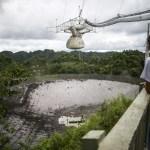 Consorcio toma las riendas del Observatorio de Arecibo en Puerto Rico