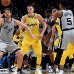 Pau Gasol y Mirotic apoyan triunfos de Spurs y Pelicans; Juancho no jugó